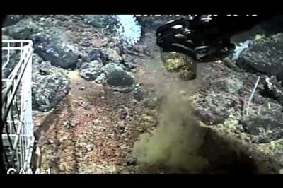 The Scripps Institute of Oceanography - ROV Visits the Bottom of the Sea